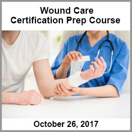 Wound Care Certification Prep Course